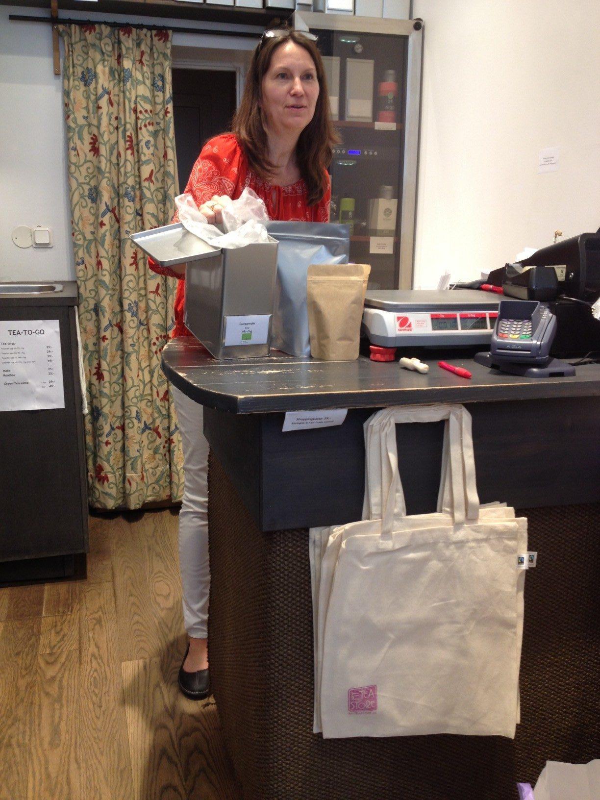 Läs mer om artikeln My Tea Store säljer kassar från Oria