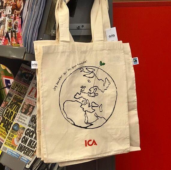 Läs mer om artikeln ICA får ett nytt tryck på kassen